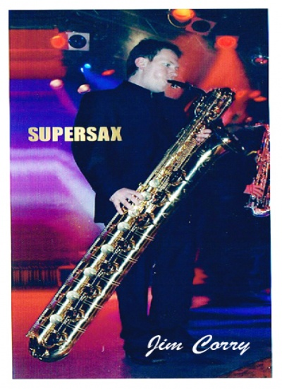 Jim Supersax   Text